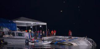 Boat accident kills in Brazil