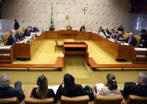 Brazil, Brasilia,Brazil's Supreme Court decides to get avowal from Congress to remove lawmaker,