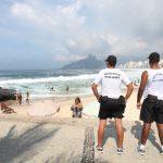 Rio News, Brazil News, beach, security, summer, military police
