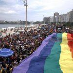 Brazil, Brazil news, Rio de Janeiro,Rio's 22nd Gay Pride Parade attracted thousands to Copacabana Beach