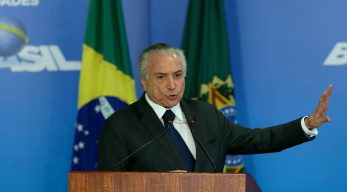 Brazil's President Michel Temer is expected to switch 17 out of 28 ministers, Rio de Janeiro, Brazil, Brazil News