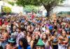 Bloco dos Barbas in Botafogo (Zona Sul, during the 2017 Carnival, Rio de Janeiro, Brazil, Brazil News