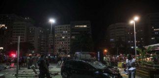 Rio car accident in Copacabana, Rio de Janeiro, Brazil, Brazil News
