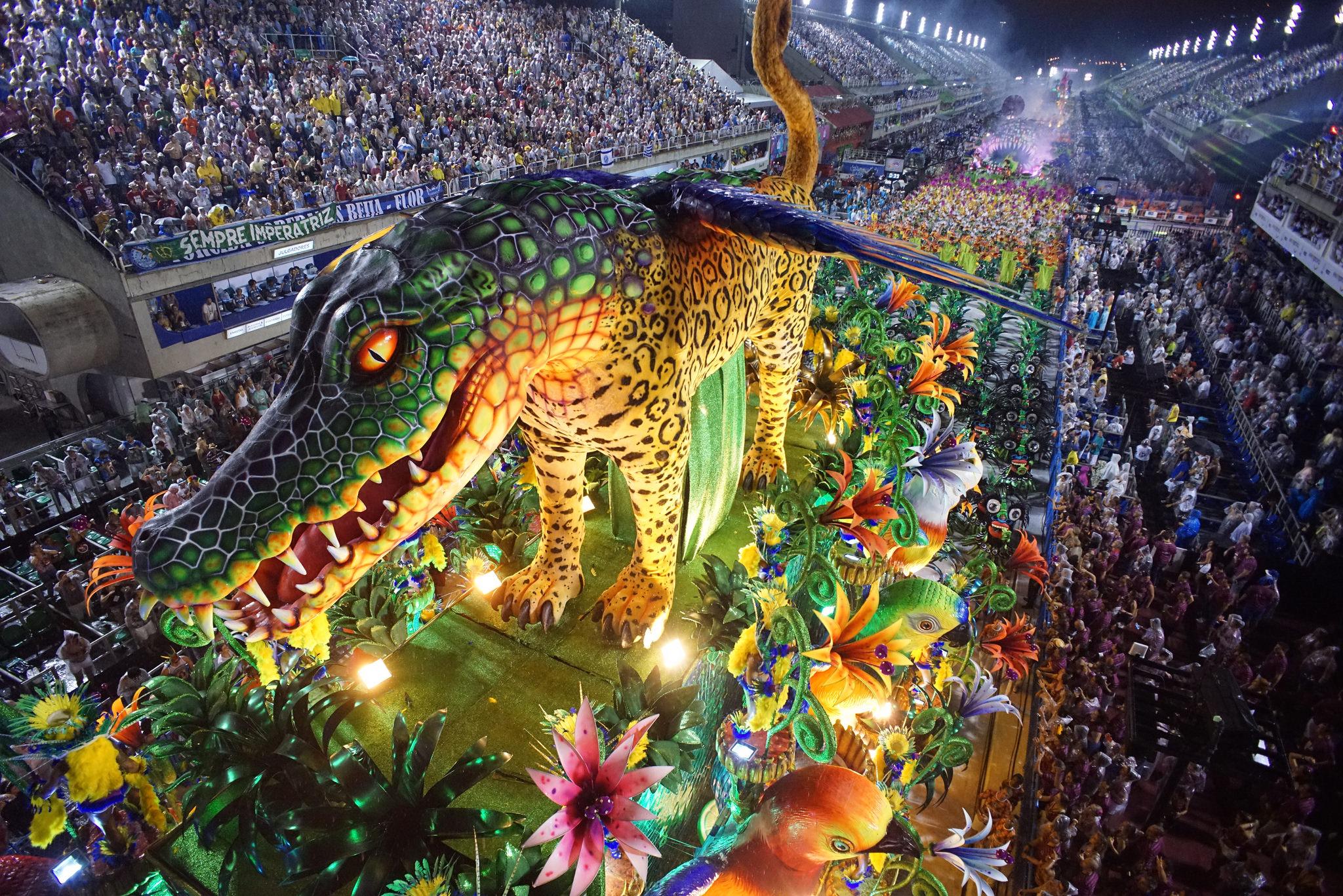 Rio de Janeiro, Rio News, Brazil News, Brazil, Carnival 2018, Rio carnival, Paraíso do Tuiuti