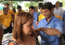The State of Rio vaccinated about 500,000 people at D-Day against yellow fever, Rio, Brazil, Brazil News