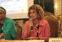 Brazil, Rio de Janeiro,Councilwoman Marielle Franco was killed on Wednesday night in the center of Rio de Janeiro