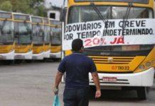 Bus drivers strike in Rio, Rio de Janeiro, Brazil, Brazil News