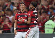 Flamengo beat Flu 3x0 in Rio classico, Rio de Janeiro, Brazil, Brazil News