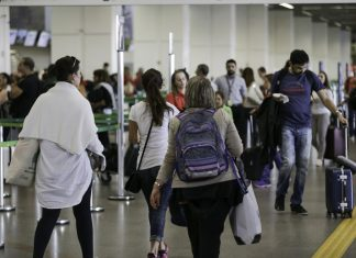 More than one million passengers are expected at Infraero airports with scheduled commercial flights between yesterday (Thursday, November 1st) through Monday, Rio de Janeiro, Brazil, Brazil News