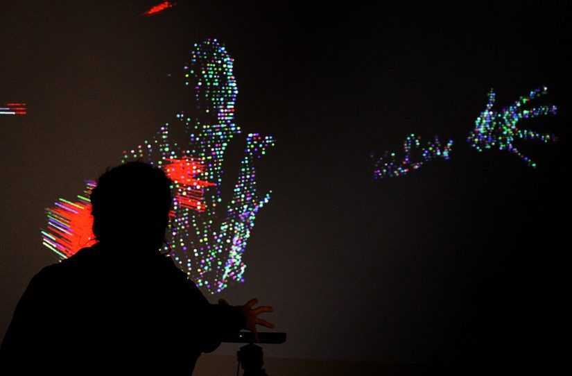 In the presented works, images, sounds, movement and interaction are combined in different ways, enhancing the perception of the observers and allowing them to see new worlds through digital technology, Rio de Janeiro, Brazil, Brazil News,